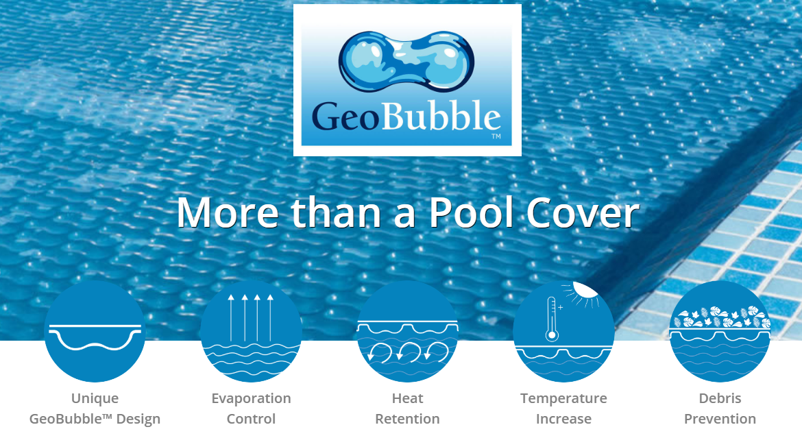 THE TECH BEHIND YOUR GEOBUBBLE™ SOLAR COVER