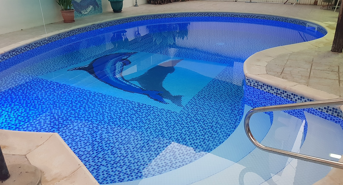 Bored of your Liner pool? Switch to Tiles in no time!
