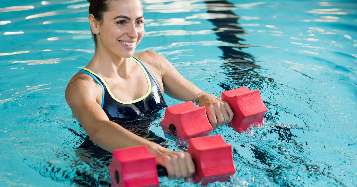 POOL EXERCISES: PREPARE YOUR SUMMER BODY
